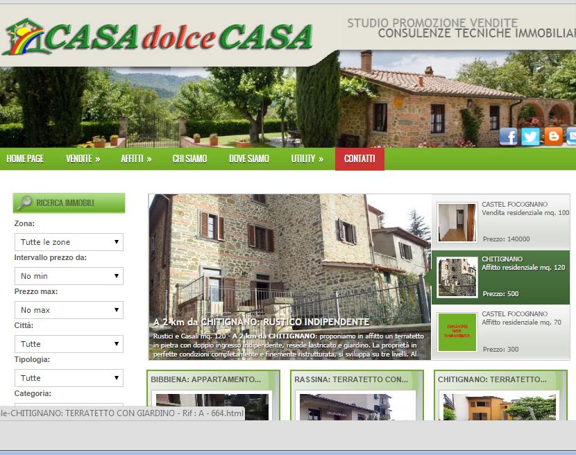 Visualizza tutti i siti immobiliari da noi realizzati - Agenzia immobiliare sciacca ...